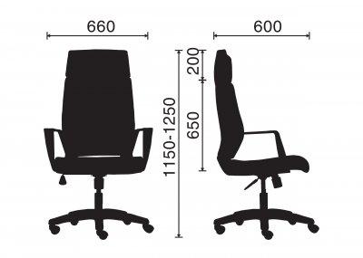 Ghế Giám Đốc Control-T01