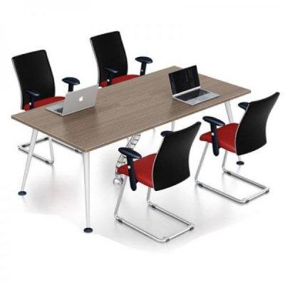 Cụm bàn văn phòng 4 chỗ CN01