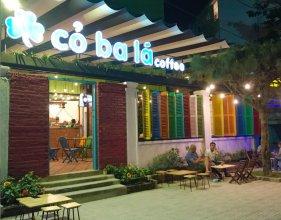 Quán cà phê Cỏ Ba Lá - Thành phố Nha Trang
